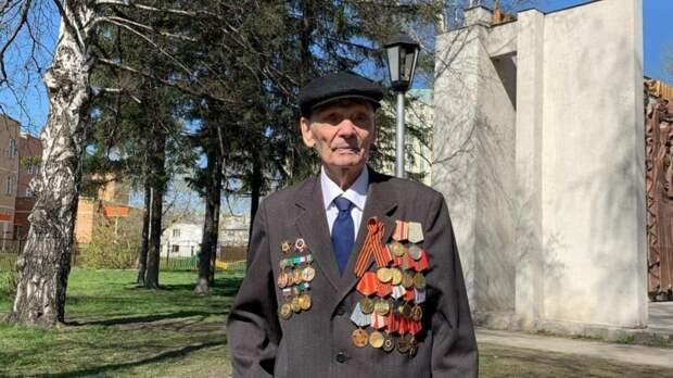 В Новосибирске внучка пожаловалась, что ее деда-ветерана не поздравили с Днем Победы