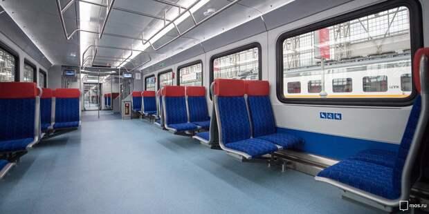 До конца апреля поезда от «Гражданской» будут следовать по измененному графику