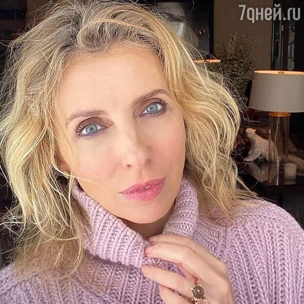 «Звенящая пустота»: Светлана Бондарчук о неудавшемся браке с режиссером и новой жизни