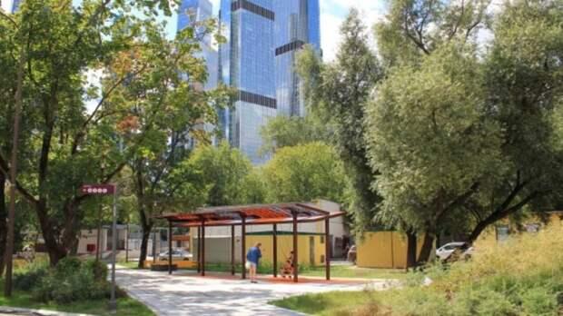 Благоустройство Больницы имени Сперанского завершили в ЦАО Москвы