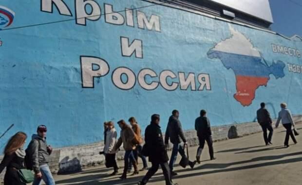 За неправильный ответ на вопрос «Чей Крым?» на Украине скоро можно будет сесть