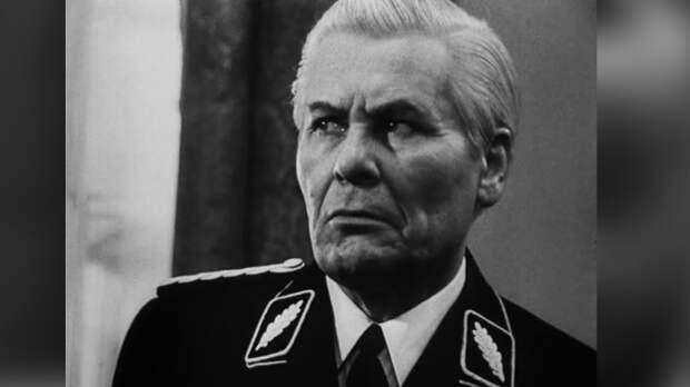«Адъютант Мюллера» умер из-за сильных переживаний о роли