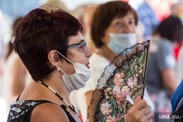 Аномальная жара вернется вЧелябинск сгрозами