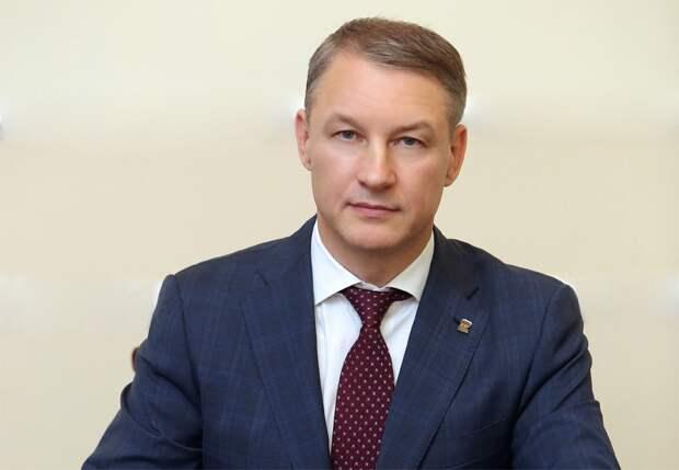 Аркадий Фомин: Депутаты областной Думы готовы приступить к выполнению поставленных Президентом задач