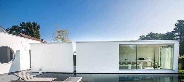 Внутри дешевых, крошечных икрасивых домов будущего, вкоторых возможно мысвами еще поживем