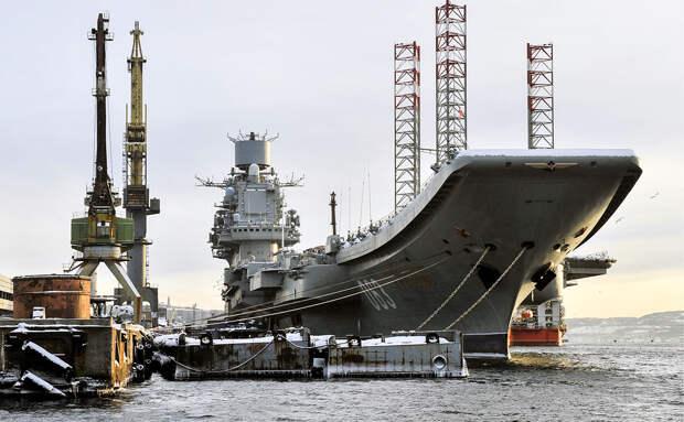 Будет ли у России авианосец, кроме «Адмирала Кузнецова»?