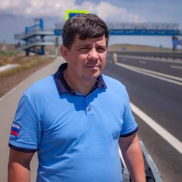 Глава Крыма уволил начальника Службы автомобильных дорог РК