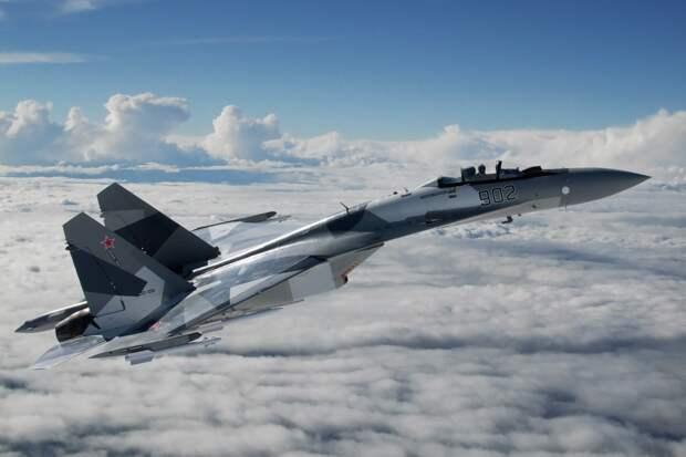Компания «Сухой» отмечает 10 лет со дня первого полета истребителя Су-35