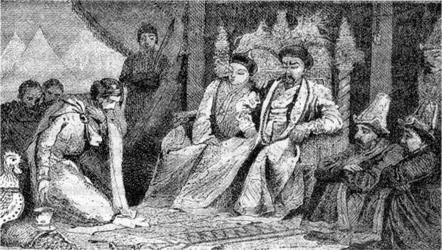Курская тьма — пограничье Золотой Орды и Руси
