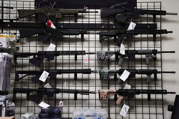 В США пытаются остановить эпидемию вооружённого насилия