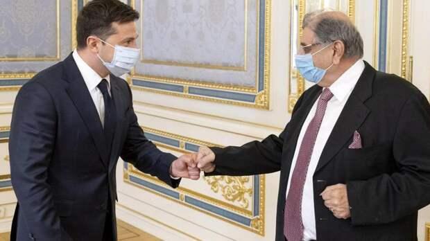 Украина окажет Индии гуманитарную помощь