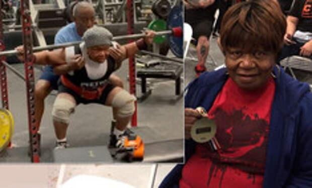 Просто бабуля обожает блины: как пенсионерка в 78 лет стала чемпионкой по пауэрлифтингу