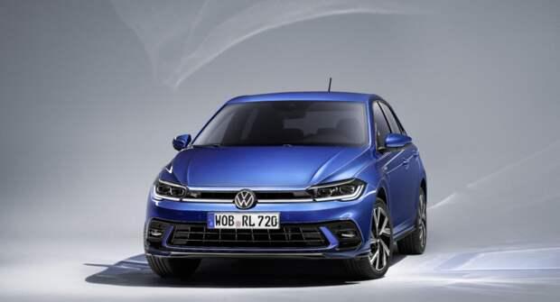Новый VW Polo получил ценник и стал доступен для заказа