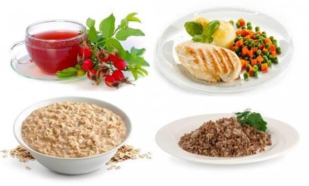 Лечебное питание при хроническом холецистите
