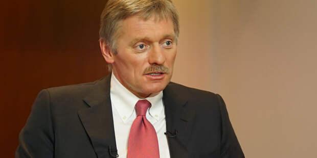В Кремле рассказали о встрече Путина с главами фракций ГД