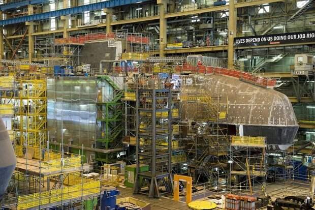 Многоцелевые атомные подлодки типа Astute. Проблемы и их причины