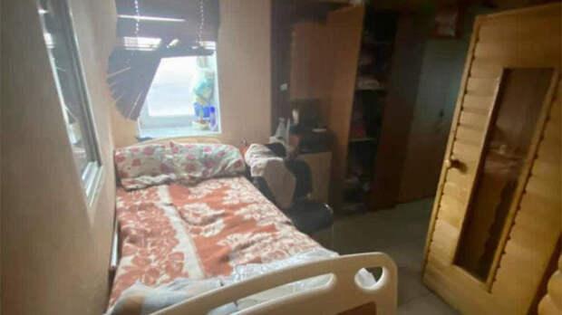 Пожилую женщину незаконно удерживали в подмосковном пансионате