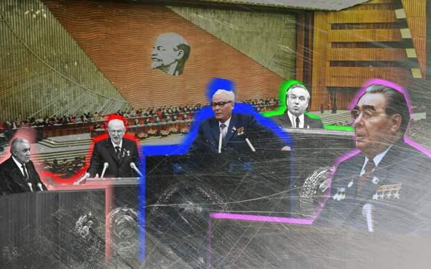 Коллаж © L!FE Фото: © РИА Новости / Владимир Акимов, Борис Кавашкин, Юрий Абрамочкин, Борис Кауфман