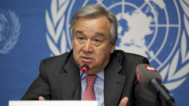 Гутерреш рассказал о перспективах введения миротворцев в Донбасс