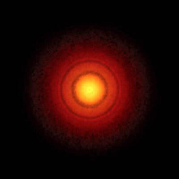 Формирование планет может начинаться раньше, чем считалось