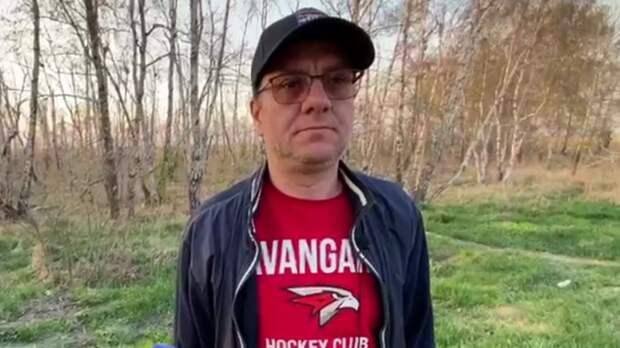 Омский министр Мураховский объяснил, почему потерялся влесу