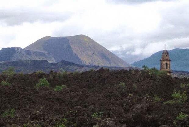 4 исторических факта о вулкане Парикутине, который вырос на кукурузном поле за 2 дня