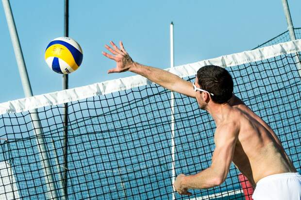 В Севастополе 21 мая — турнир по волейболу среди команд Городов-Героев