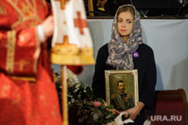 Поклонская ездила в Екатеринбург мириться с главой секты царебожников. Все дело в царском перстне