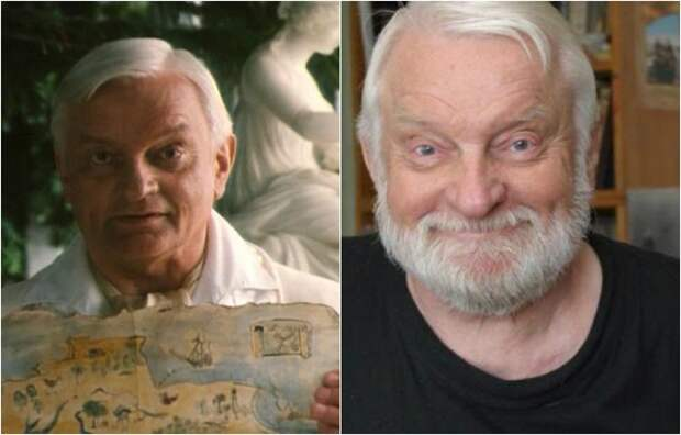 Актеры фильма «Сердца трех» тогда и сейчас