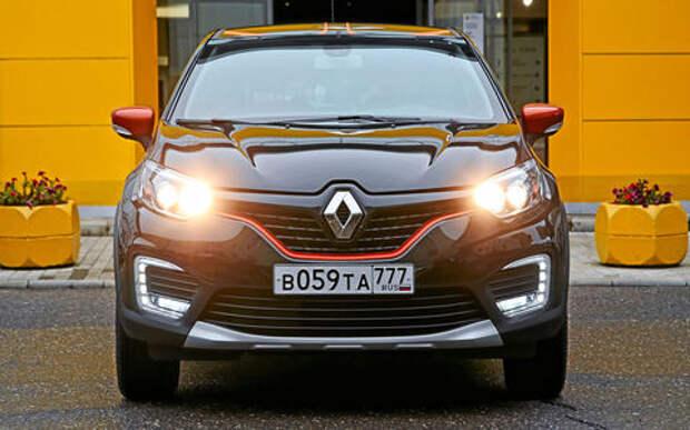 Renault Kaptur — тест-ремонт ЗР