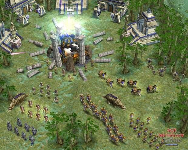 Age of Mythology: Titans