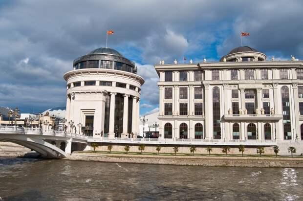 Македония. Очарование столицы