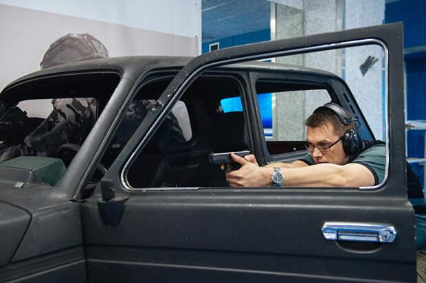 Где пострелять из боевых пистолетов в Москве