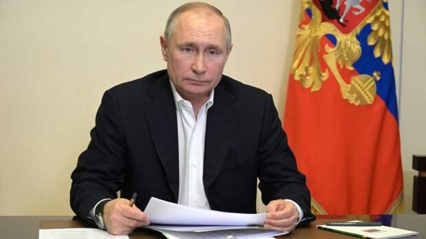 Владимир Путин примет верительные грамоты у иностранных послов 18 мая