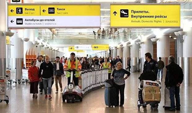 Более 7 млн человек перевезли российские авиакомпании в апреле