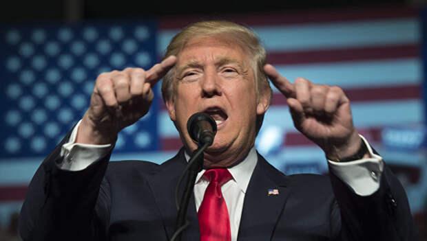 Избраннный президент США Дональд Трамп. Архивное фото