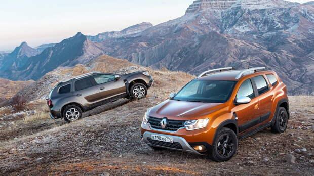 Все модели Renault подорожали в России