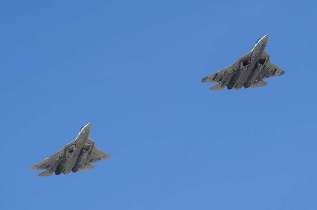 Сорок семь городов России 9 мая увидят воздушный военный парад