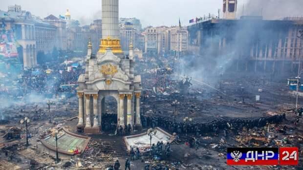 Украину назвали жертвой преступного сговора