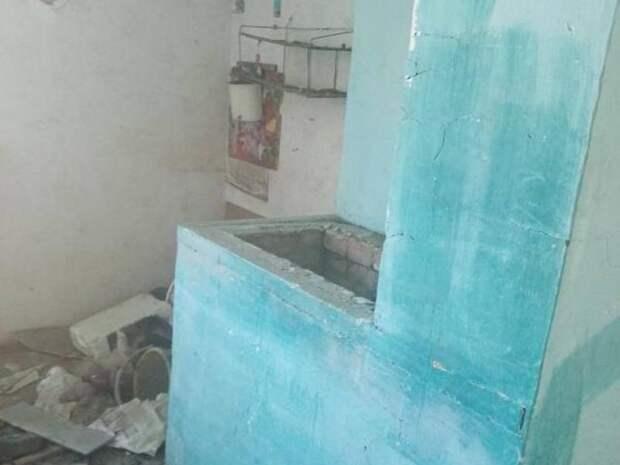 Бездомный поселился в доме для сирот в посёлке Вершино-Дарасунский