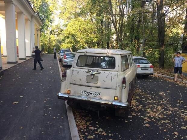 """""""Афалина"""" - невероятный самодельный автобус времен СССР"""