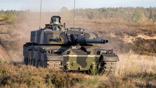 Великобритания примет на вооружение новейший танк