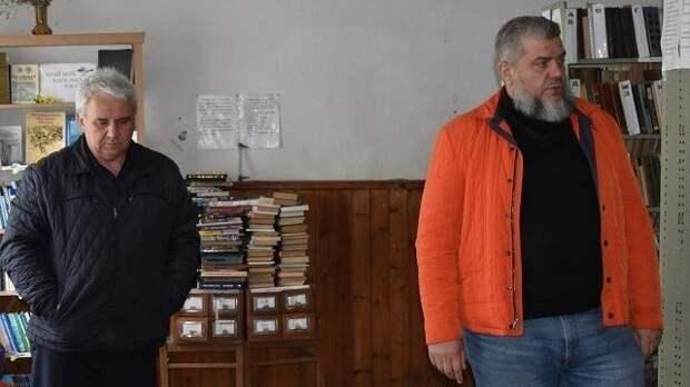 Андрей Сидоренко встретился с жителями Новокрымского сельского поселения
