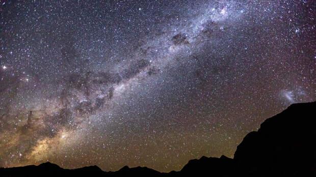 Учёные предложили новую версию появления Млечного Пути