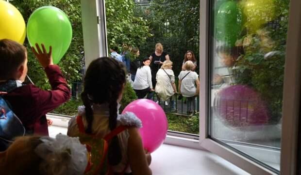 Собянин сообщил о переоборудовании пустующих школьных дворов под общественные пространства