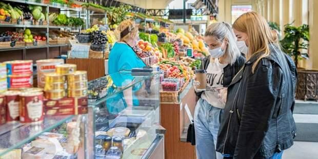 Продуктовый магазин на Смольной не выдержал напора конкурента