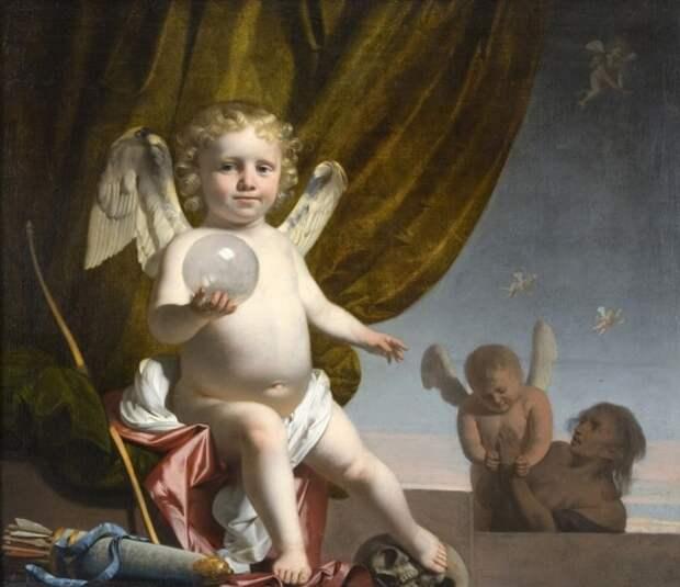 художник Цезарь Боэтиус ван Эвердинген (Cesar Boetius van Everdingen) картины – 05