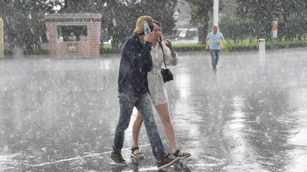 В Гидрометцентре предупредили об опасной погоде в ряде регионов России