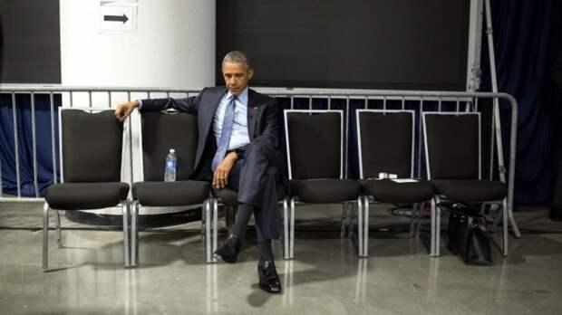 Экс-президент США Обама сообщил о смерти своей собаки Бо