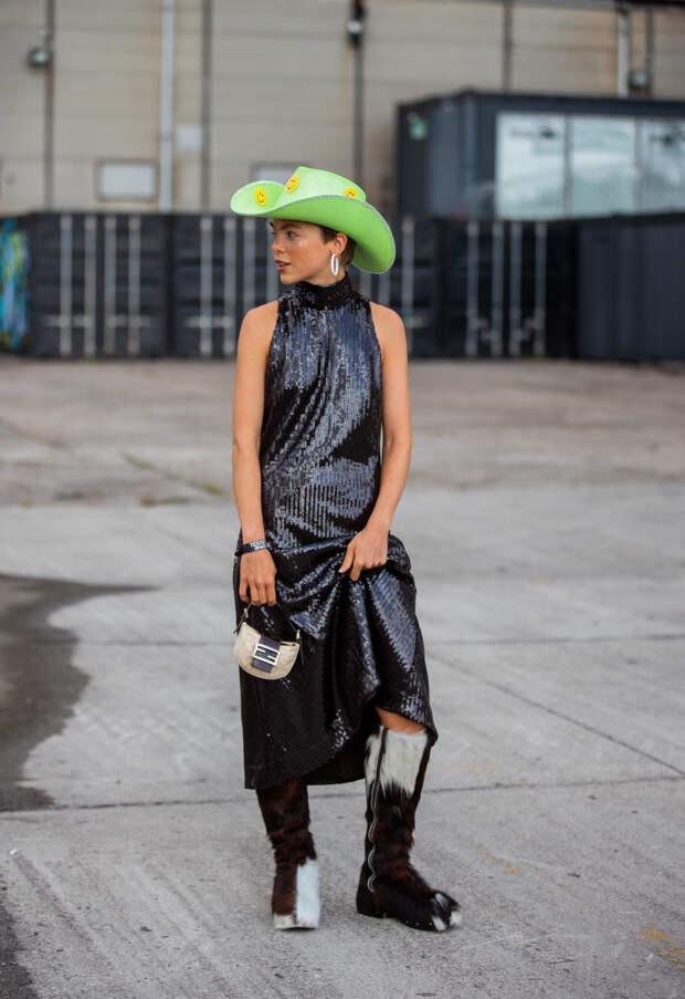 Стритстайл с Недели моды в Копенгагене, весна-лето 2022
